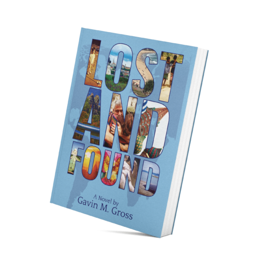 Lost and Found – The Novel. The novel Lost and Found is now available  on Paperback/Kindle at Amazon Store!